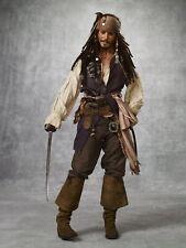 64616 Jack Sparrow Johnny Depp Pirate Wall Print Poster CA