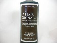 Copper Peptides urges Hair Growth,  Folligen HAIR SIGNALS, promotes Hair Grow