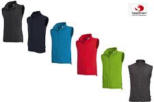 Gilet lavoro Gilet giacca lavoro Active In Pile Bodywarmer TG S-XXL in 6 colori