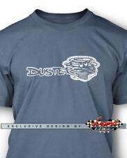 1970 - 1974 Plymouth Duster Emblem Men T-Shirt Multiple Colors Sizes Classic Car