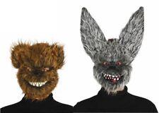 adulto Halloween Maschera uomo assassino Orsacchiotto Zombie Coniglio