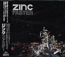 Dj Zinc - Faster - Japan CD - NEW