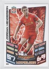2012 2012-13 Topps Match Attax English Premier League #103 Jordan Henderson Card