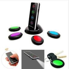 4-IN-1 Wireless Remote Lost Key Finder Wallet LED Flashlight Alarm Locator  ZH