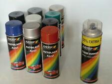 lk Motip Spray paint HYUNDAI VARNISH 400ml + 500ml clear varnish car paint spray