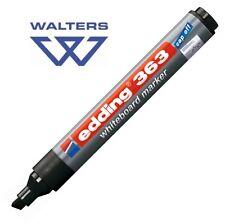 Edding 363 marcador de pizarra o placa pluma-Seco Limpiar, Cincel plumín 1-5mm