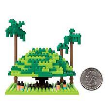 Nanoblock Banyon Tree Construction toy Micro Sized Blocks Nano Blocks