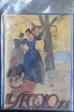 1922 - IL SECOLO XX - RIVISTA POPOLARE ILLUSTRATA - ANNO XXI N. 10