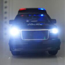 1/32  diecast Metal Police Car Toy Model Kids Children Gift Hobby