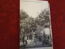 '20 St Joseph's Catholic Church W Winfield NY Post Card