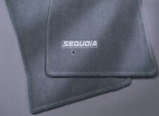 Toyota 01-04 Sequoia Carpet Floor Mats Genuine OEM OE