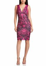 HUGE SUMMER SALE Flock print berry dress originally made for Lipsy RRP £50