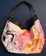 NWT Disney Couture SNOW WHITE Loop Hobo Handbag Tote