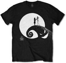 Nightmare Before Christmas Moon Official merchandise t-shirt M/L/XL-nuevo