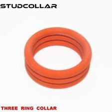STUDCOLLAR-SILICONE-COLLAR - Rubber Penis Erection Performance Enhancing Rings