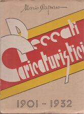 Mario Capurro - Peccati Caricaturistici 1901-32 - Ferrari Occella - Alessandria