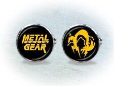 Metal Gear FOXHOUND Cufflinks - Game Cufflinks
