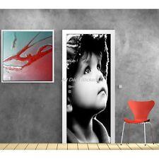 Affiche poster format porte déco Enfant 524 Art déco Stickers