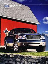 2006 Ford F-Series Truck Original Sales Brochure Catalog Book - F-150 F150