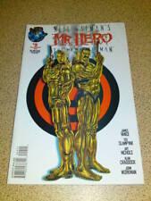 (TEKNO) MR HERO - THE NEWMATIC MAN #9  Nov 1995