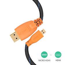 [UL Listed] Extra Long 15 Feet Micro-HDMI-Cable For Lenovo Yoga 2 Pro 3 Yoga 700