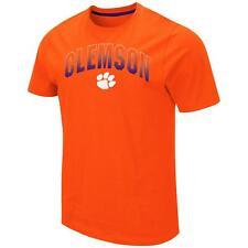 Clemson Tigers T-shirt Ullman Cotton Tee By Colosseum