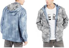 True Religion Brand Men's Reversable Wind Breaker Jacket MSQBB6CA2 $199 M L XXL