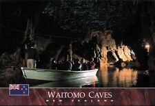 Postkarte: Waitomo Caves, Glow-worm Grotto. Neuseeland