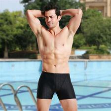 Mens Quick Dry Aquashorts Swim Swimming Boxer Trunks Shorts L-4XL