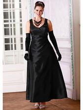 Abend-Kleid sheego Style. Schwarz. Kurz-Gr. NEU!!! KP 119,99 € SALE%%%