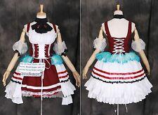 m-3292 S / M/L/XL/XXL gothic lolita Steam Pirate Vestito Cosplay costume