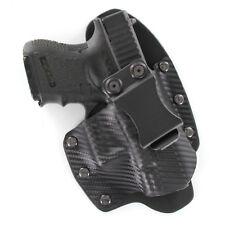 Taurus, NT Hybrid Concealed IWB Gun Holster, Kydex & Leather