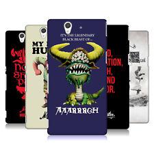 Arte de clave oficial Monty Python Funda Rígida Posterior Para Sony Teléfonos 3