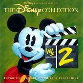 Disney - Collection, Vol. 2 [1990] (Original Soundtrack/Film Score, 2006) CD