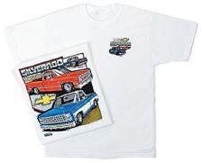 Silverado Chevrolet Trucks Mens T shirt Pickups