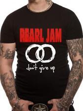Licencia Oficial-Pearl Jam-No Te Rindas camiseta Grunge Metal