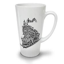TRENO NOTA MUSICA MUSIC NUOVO White Tea Tazza Da Caffè Latte Macchiato 12 17 OZ (ca. 481.93 g) | wellcoda
