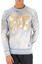 Vivienne Westwood felpa 69, 69 clouds sweaters SIZE S