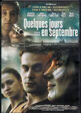 DVD ZONE 2-QUELQUES JOURS EN SEPTEMBRE-BINOCHE/TURTURRO