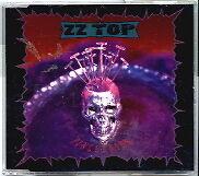 ZZ Top - Pincushion - Scarce 1994 UK 3trk CD