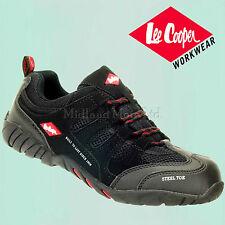 Lee Cooper Steel Toe Cap Safety Shoe. The Best Looking Ladies Work Trainer. boot