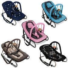 Baninni Transat balancelle pour bébé enfant Relax Classic Multicolore