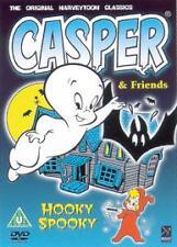 NEW SEALED = CASPER & FRIENDS  HOOKY SPOOKY = CERT U