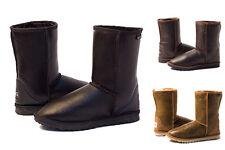Napa / Bomber / Stealth Short Ugg Boots Australian Sheepskin