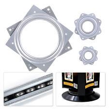 "Metal Bearing Rotating Swivel Turntable Plate Desk Table Display Base 3"" 6"""
