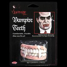 Undead Monster Horror Teeth-VAMPIRE FANGS DENTURE-Cosplay Costume Prop Accessory