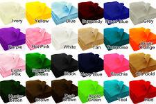 "24 PCS 1.5mm Acrylic Craft Felt Sheet 9"" x 12"" - 24 Colors Crafting, Jewellery"