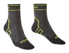 Bridgedale Stormsock Lightweight Waterproof Ankle Socks - Grey