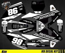 Kit Déco Moto pour / Mx Decal Kit for Ktm SX / SX-F - Fasthouse