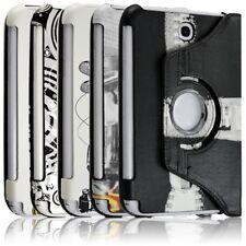 Housse Coque Etui Pour Samsung Galaxy Note 8.0 N5100 Avec Rotation 360 Degrés Av